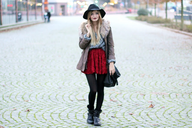 Rose Skirt