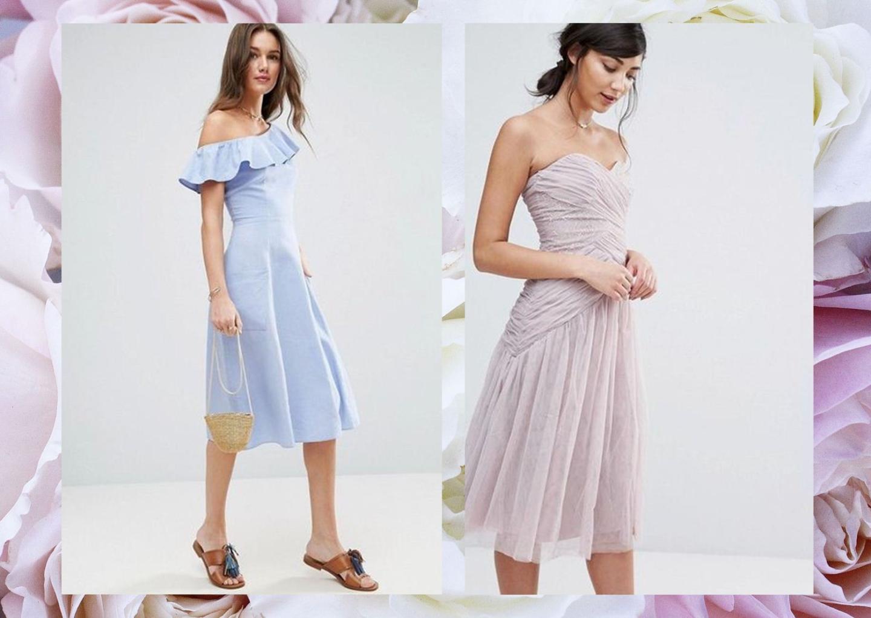 Die schönsten Kleider für Hochzeitsgäste