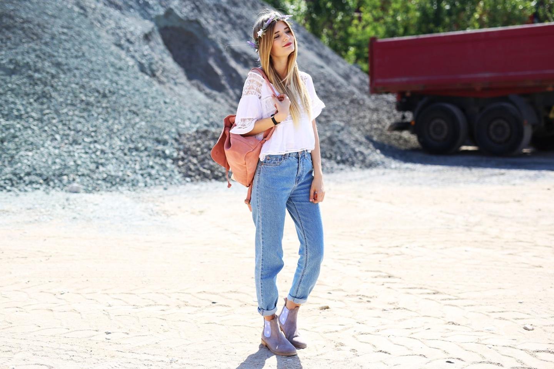 Mom Jeans kombinieren: meine Styling Tipps
