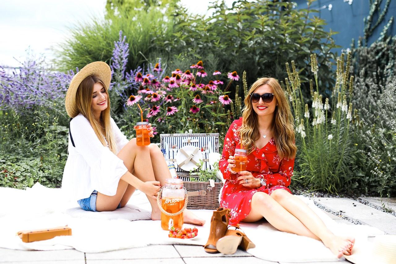 Picknick mit Johanna und unsere Tipps für leckere Summer Drinks