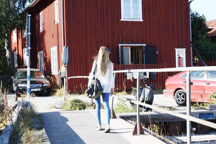 One Day in Vaxholm – Outfit & Impressions