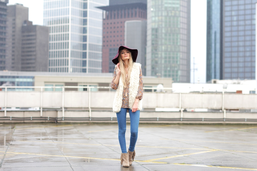 Outfit: Winter Hippie