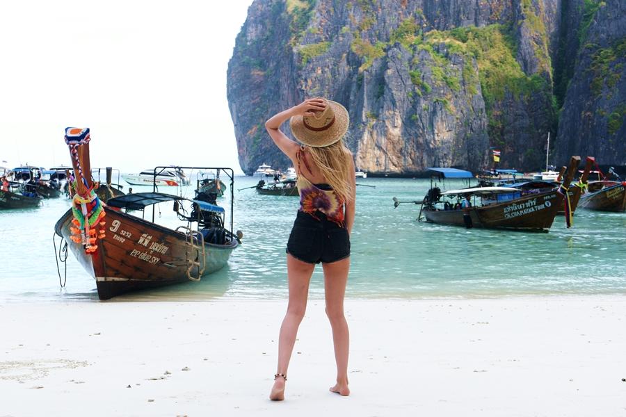 Koh Phi Phi: Die schönsten Strände Thailands