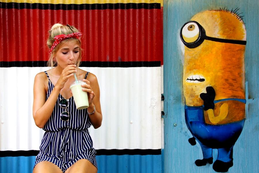 7 Tipps für Georgetown, Malaysia – Streetart, Food & Sightseeing
