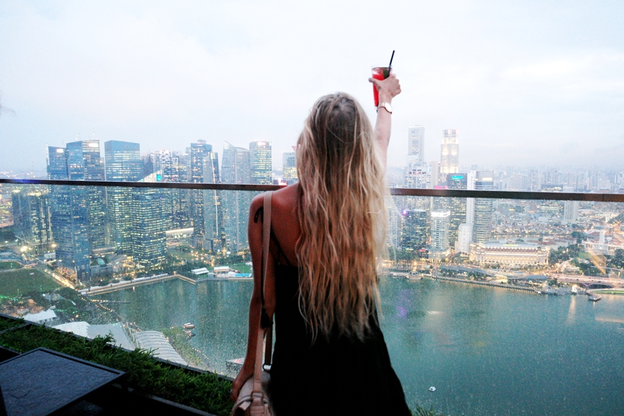 6 Singapur Tipps: Sightseeing & der beste Ausblick auf die Skyline