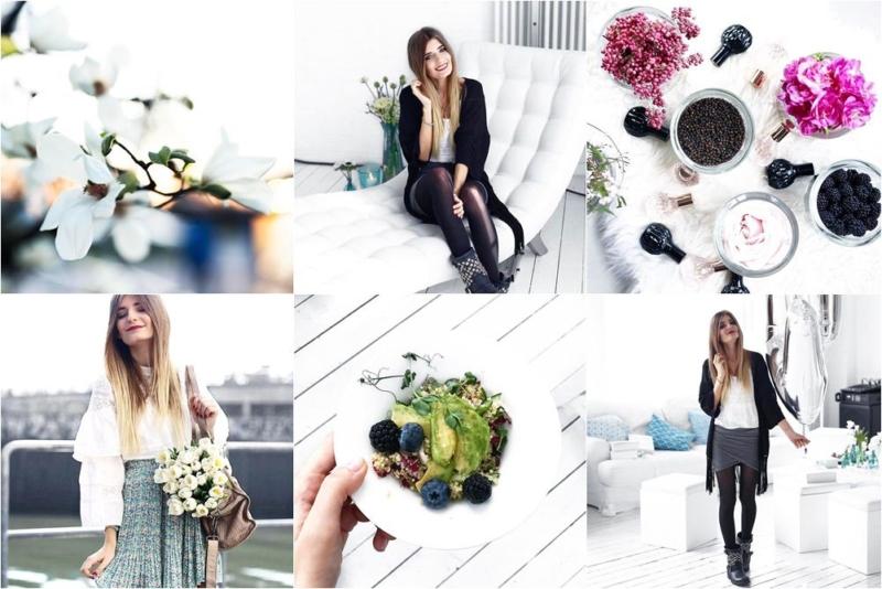 Auf meinem deutschen Modeblog gebe ich in meinem Weekly Update Einblicke in mein Leben.