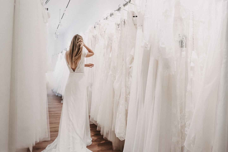 Meine Suche nach dem perfekten Brautkleid & 3 Tipps für euren Besuch in einem Brautmoden Laden