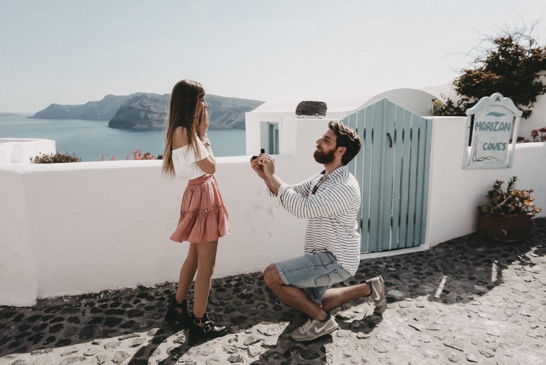 I said YES: Unsere Verlobung und die ersten Details über unsere Hochzeit