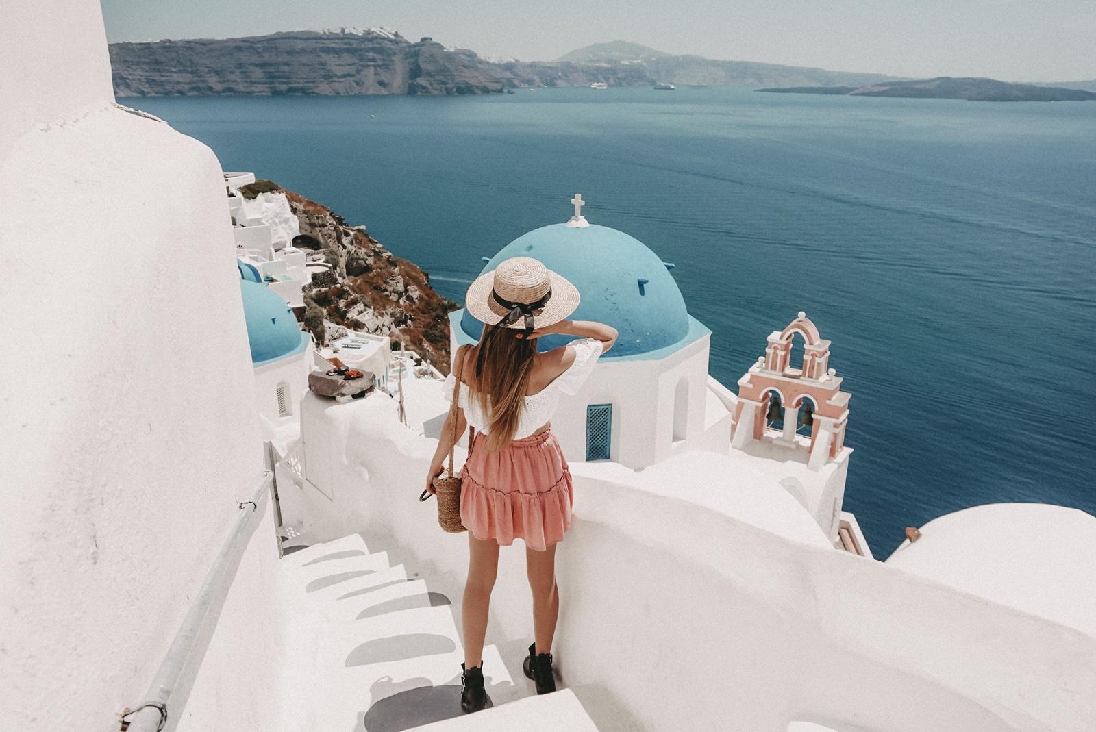 Santorini Tipps Must See's, unser Hotel & Kosten   Deutscher Modeblog