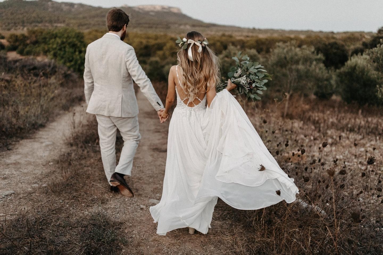 Mein Brautkleid für unsere Mallorca Hochzeit
