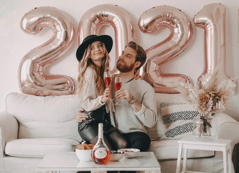 Ready für New Year's Eve: Meine Tipps für ein unvergessliches Silvester Zuhause